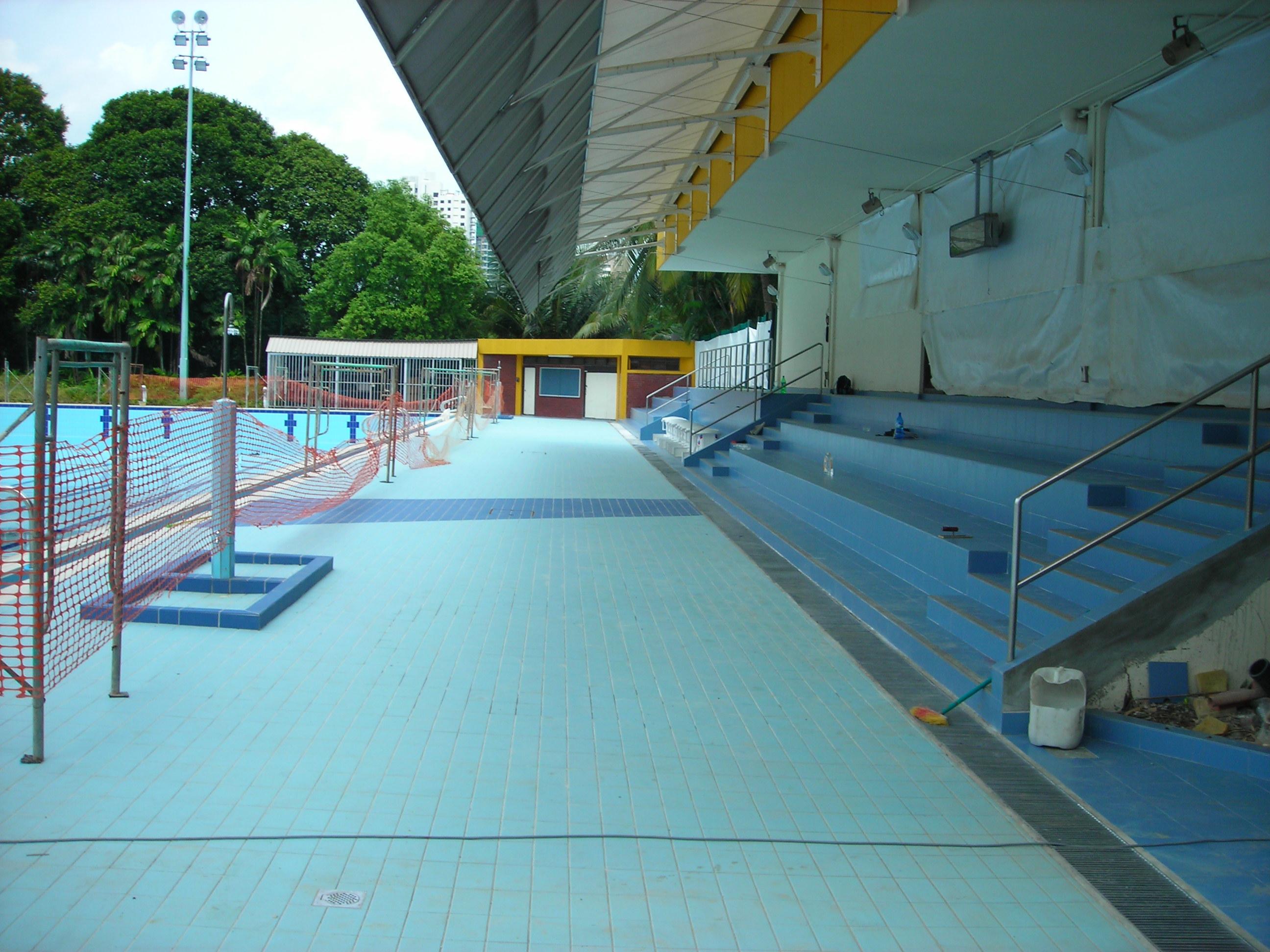 Singapore Polytechnic Swimming Pool