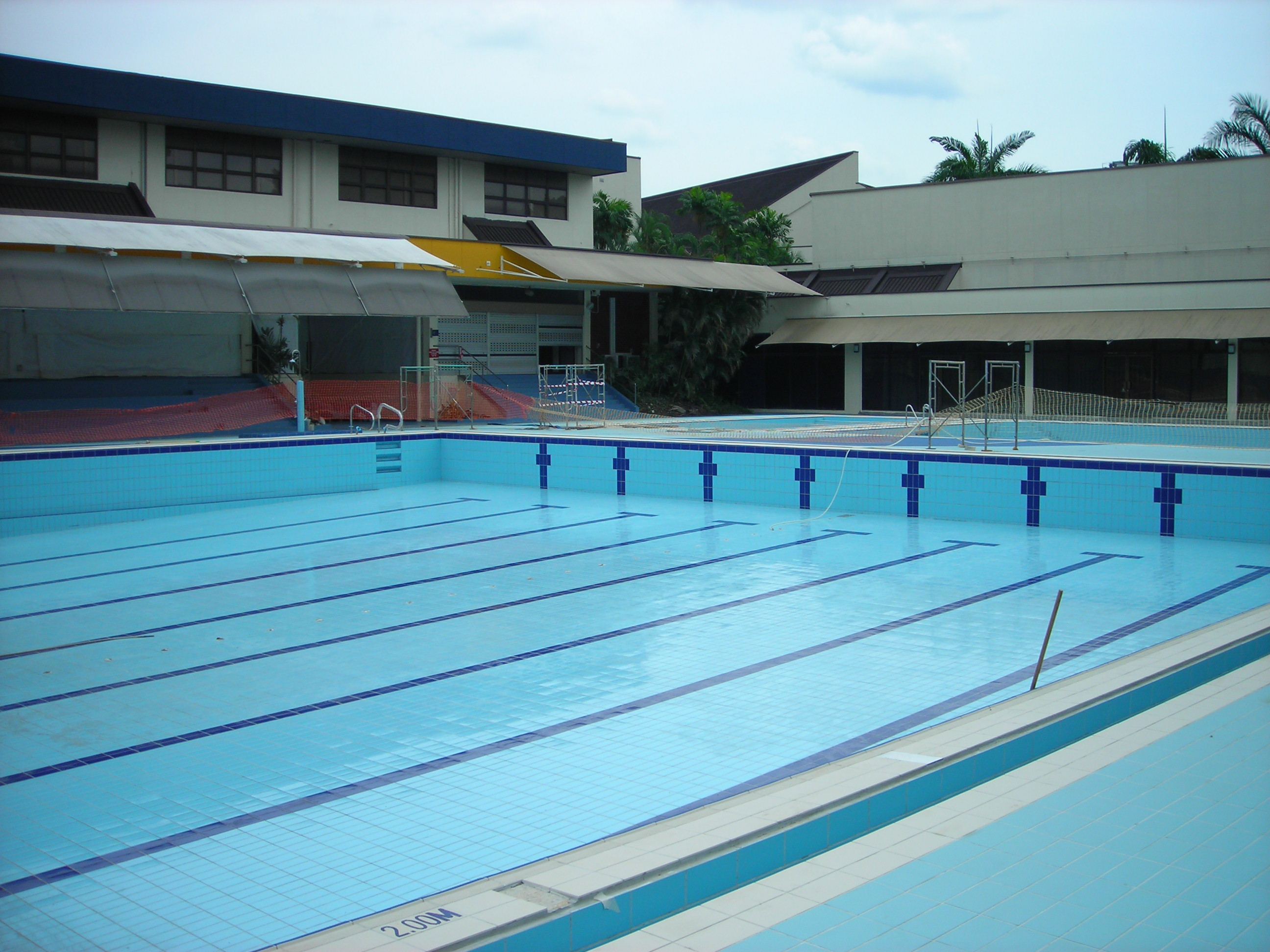 Singapore Polytechnic Swimming Pool
